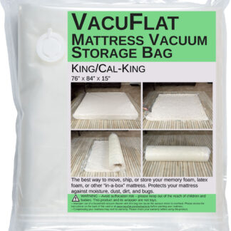 VacuFlat for King/Cal King Mattresses