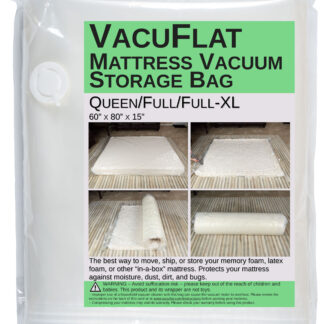 VacuFlat for Queen/Full/Full-XL Mattresses